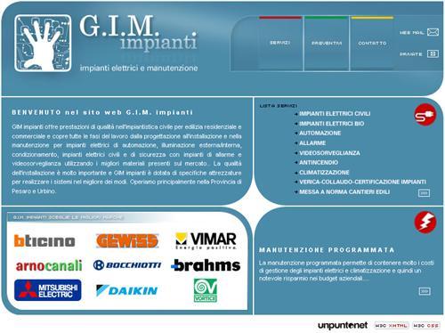 G.I.M. impianti di Guidi Luigi Urbino